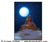 Le Sphinx affiche 50*70